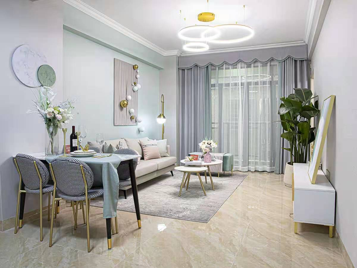 長安《陽光水岸》小產權房月供2700買三房分期15年,采光好無遮擋